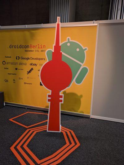 Konferenz-Blog: Tag #2 @ Droidcon Berlin 2017