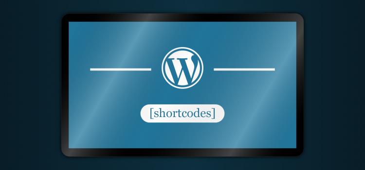 rundum.digital | blog - So aktivierst du Shortcodes im Text-Widget