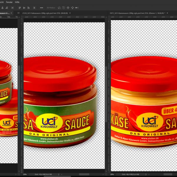 Shopware – So ein Käse – Produktbilder erstellen mit Photoshop
